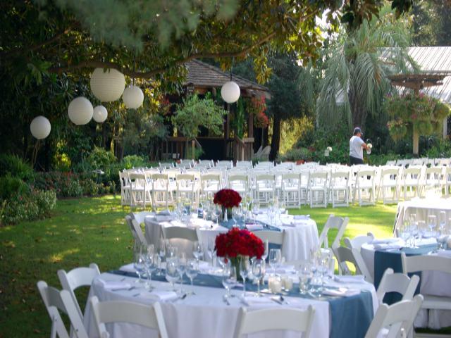 Eventos - Decoraciones de jardin ...
